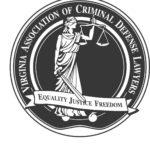 Hunter Law, Virginia Association of Criminal Defence Lawyers
